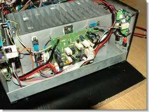 30V Adjustable 10A Regulated Power Supply Circuit