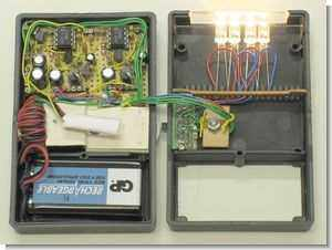 High Efficiency PWM LED Dimmer Control Circuit