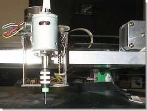 CNC Drilling Machine Control Dirve Board Atmel AT89C2051 L297 L298