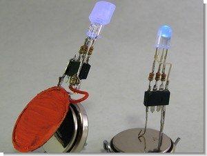 PIC12F675 RGB Led Drive Circuit