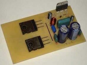 TDA7294 Car Subwoofer Amplifier Circuit TL494 DC to DC ...