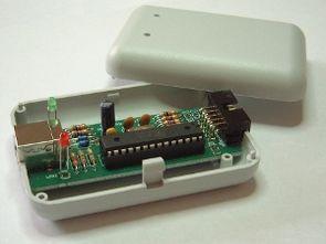 Atmel AVR USB programmer
