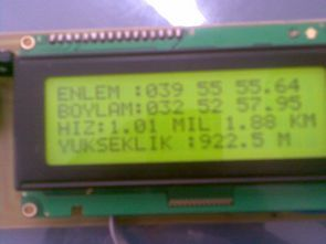 ARM GPS Application LPC2148 Keil