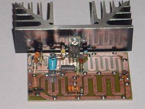 PLL RF amplifier, rdvv, cod, receiver, transmitter circuits