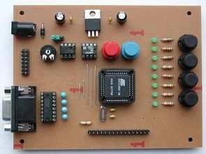 Development, Experiment Circuits Atmel  AT89C51RB2 AT89C5131A