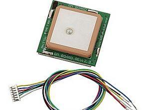 CXD2951GA4 GPS Reader Circuit PIC16F628