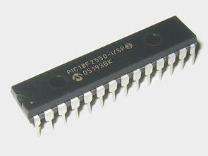 Counter, Temperature Measurement Circuits PIC18F2550 PicBasic PRO