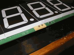 PIC18F2550  GPS Clock Circuit Big Display LS20031  SwordfishBasic