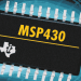 Started with the MSP430 Programming Simple Test Circuit