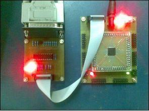 MSP430f149 JTAG Programmer Circuit