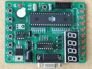 8051 Development Test Circuit 8051 Example Code