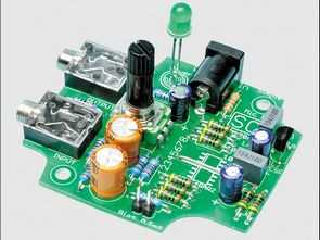 Quality Microphone Preamplifier Circuit AD-8648 Op Amp