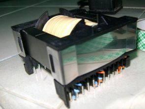 Hands SMPS Transformer Winding