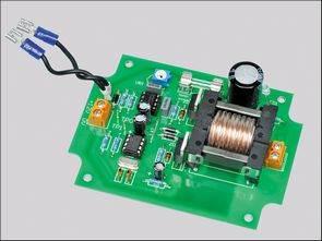 Electronic Anti fouling Circuit Boats for Savers Ultrasonic PIC12F675