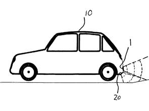 Without  use Ultrasonic Sensors Parking Sensor Circuits PIC12f675