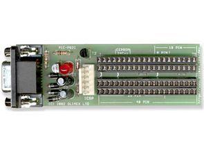 Simple SeriaL Port PIC Programmer Circuit programming ICprog