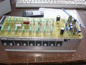 Leach 700 Watt Power Amplifier Circuit 2SC5200 2SA1943 PCB