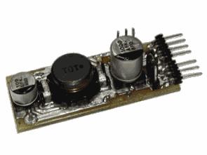 5V DC to DC  LM2576-5  Step-Down Regulator Circuit
