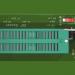 Pickit2 ZIF Adapter Module PCB
