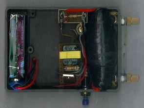 Portable High Voltage Generator  Circuit Electric Gun