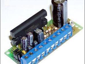 12V 22W Car Amplifier Circuit TA8210AH