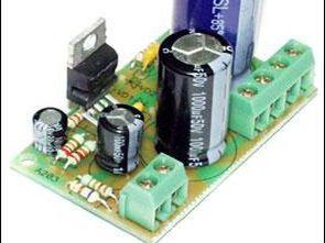 50W Amplifier Circuit TDA2050