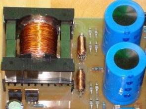 12V DC to DC 350V Symmetrical Power Supply Circuit SG3525