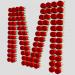 Proteus Ares  PCB Led Letters