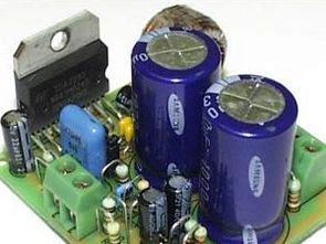 100W Amplifier Circuit TDA7293