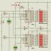 Proteus Mixed Analog Digital Circuits
