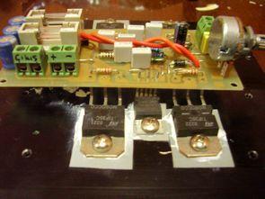 200W Amplifier Circuit TDA2030 New PCB