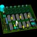 Frequency Meter Circuit  CMOS TTL