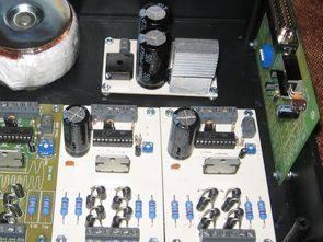 Complete LPT CNC Project L298 L297 Motor Driver Circuit