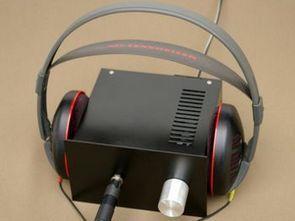 Class A Tube Headphone Amplifier Circuit Mosfet Hybrid