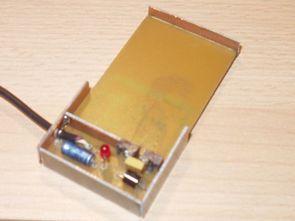 Li-ion battery 3.6V  charging circuit