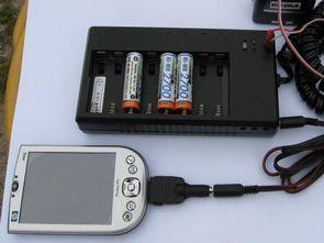 Ni-MH Battery Charger Circuit Atmel ATtiny26