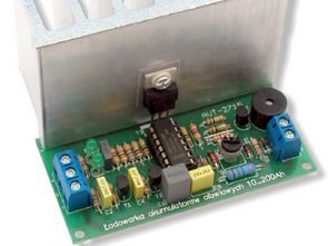 Battery Charge Circuit 10Ah 200Ah  Power Mosfet