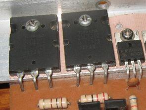 2SC5200 2SA1943A Amplifier Circuit Pioneer 200W