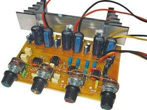2.1 Amplifier Project TDA2050