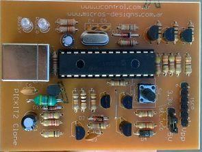 PICKit2 Clone Circuit