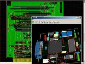KiCad 3D Library Archive