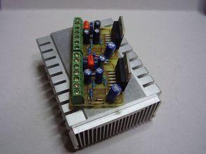 TDA7294 Amplifier Circuit Small PCB