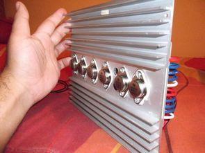 Amplifier Circuit Pioneer 300W