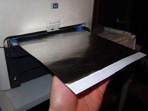 PCB with Aluminum Foil Printing