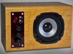 Digital radio circuit TEA5767 AT89S8253