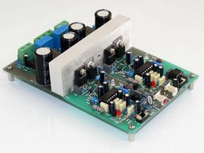 Class D Reference Design IRS2092 Power Amplifier - Electronics