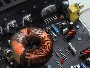 200W Car Amplifier Circuit LM3886 SG3525