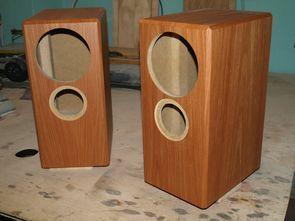 Stereo Speaker Cabinet and Bass Treble filter design