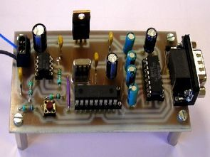 93XX Eprom Programmer - Electronics Projects Circuits