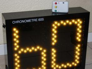 60 Seconds Stopwatch Circuit